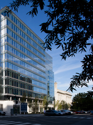 Icon ebs projects 901 k street washington dc custom - Icon exterior building solutions ...
