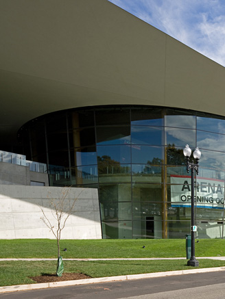 Icon ebs projects arena stage washington dc - Icon exterior building solutions ...