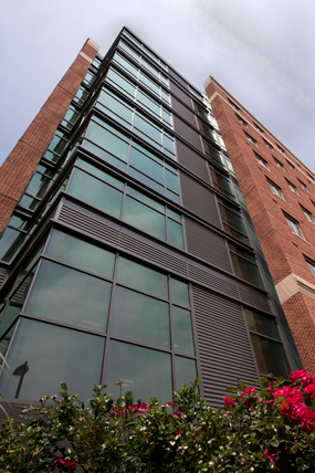 Icon ebs projects oakland hall - Icon exterior building solutions ...